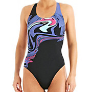 Speedo ArrowBeat Placement Powerback Swimsuit AW13